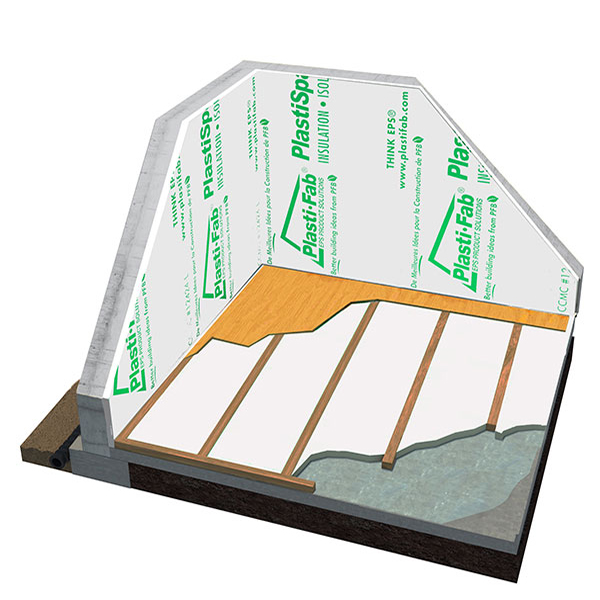 Interior Basement Wall Insulation