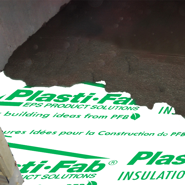 Durofoam Insulating Above a Basement Slab