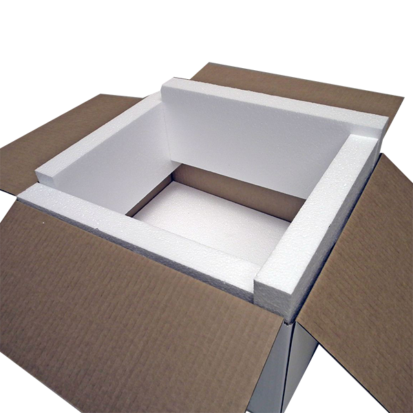 One of our Custom Solution products Protective Packaging Box Liners