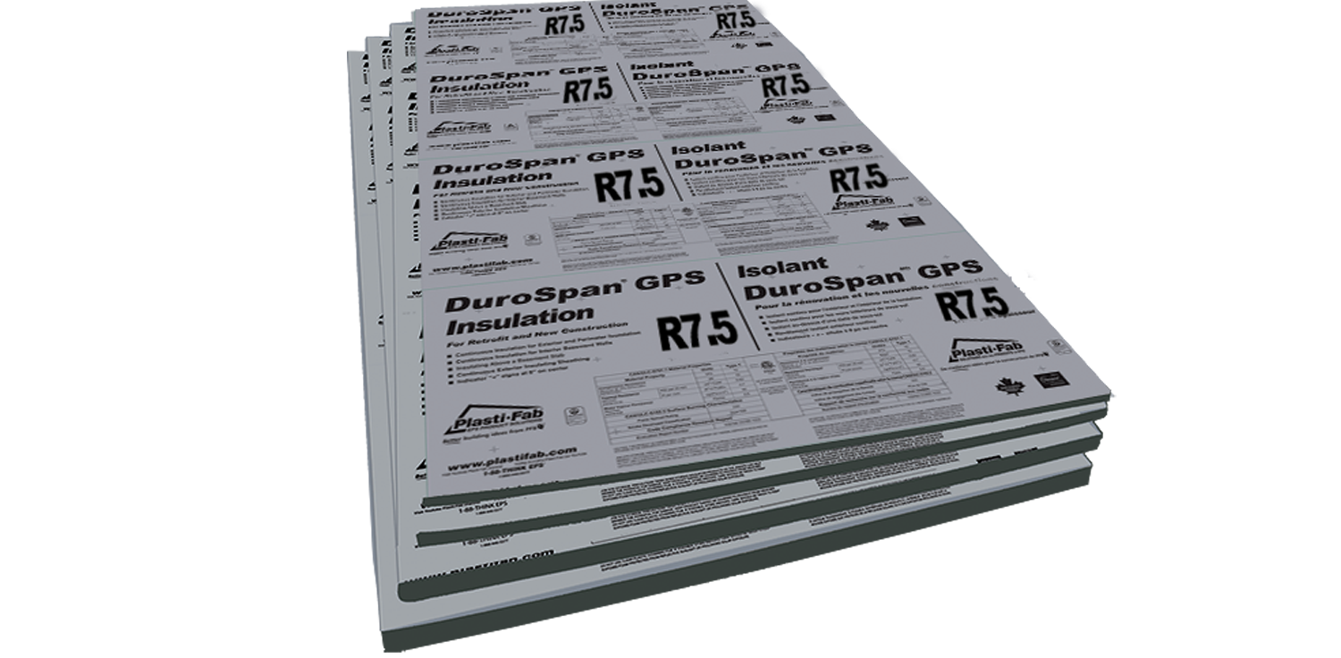 Our product DuroSpan GPS R7.5 Insulation with hotspots that have more information