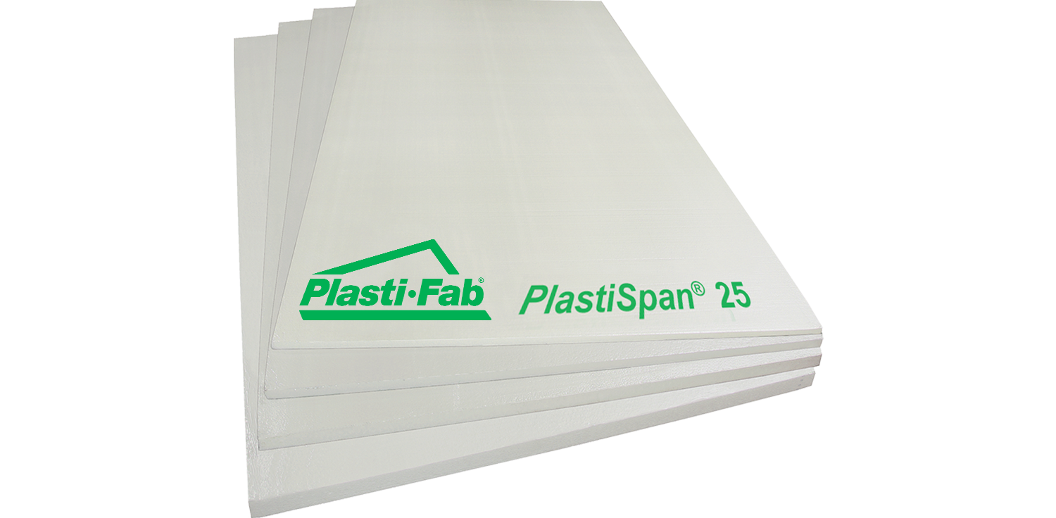 Our product PlastiSpan 25 Insulation with hotspots that have more information