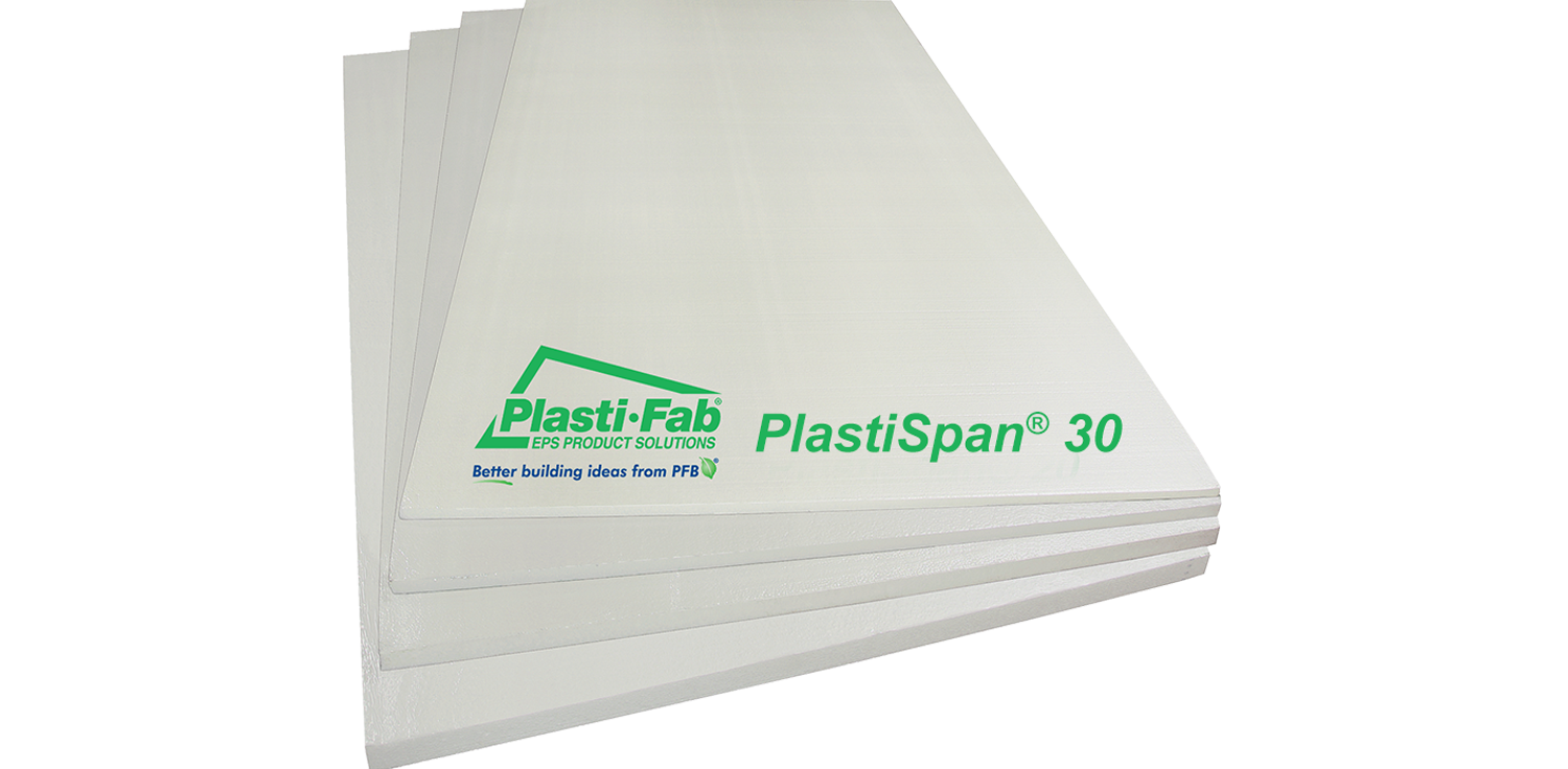 Our product PlastiSpan 30 Insulation with hotspots that have more information