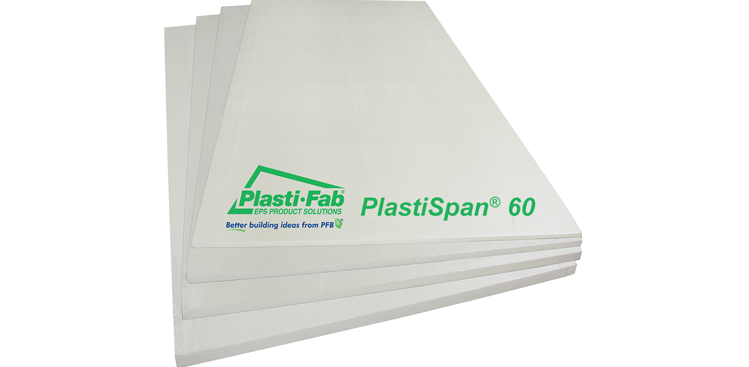 Our product PlastiSpan 60 Insulation with hotspots that have more information