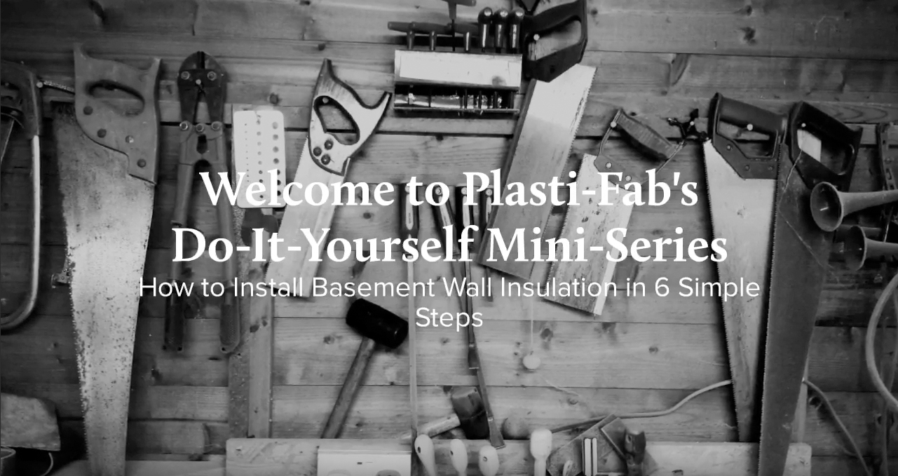 How to Install Basement Wall Insulation